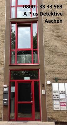 Gebäudeansicht der Dependance Aachen, Am Gut Wolf 3, 52070 Aachen