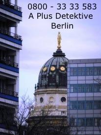 Detektei führt Personensuche in Berlin und ganz Deutschland durch.