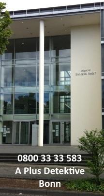 Gebäudeansicht der A Plus Detektive für Bonn, Artquadrat, Emil-Nolde-Str. 7, 53113 Bonn