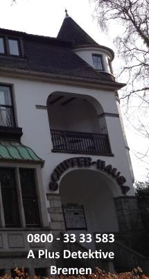 Gebäudeansicht der A Plus Detektive für Bremen, Parkallee 117, 28209 Bremen