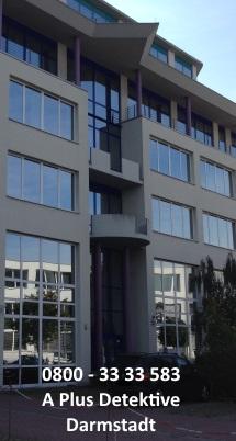 Gebäudeansicht der A Plus Detektive für Darmstadt, Im Leuschnerpark 4, 64347 Darmstadt