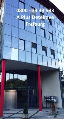 Gebäudeansicht der A Plus Detektive für Freiburg, Basler Str. 115, 79111 Freiburg