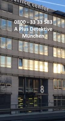 Gebäudeansicht der A Plus Detektive für München, Landshuter Allee 8 – 10, 80637 München