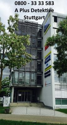 Gebäudeansicht der A Plus Detektive für Stuttgart, Liebknechtstr. 33, 70565 Stuttgart