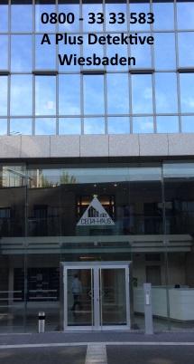 Gebäudeansicht der A Plus Detektive für Wiesbaden, Gustav-Stresemann-Ring 1, 65189 Wiesbaden