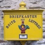 Briefkastenfirma in Luxemburg