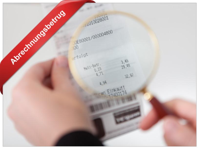 Abrechnungsbetrug mit gefälschter Zeit-und Kilometer-Abrechnung.