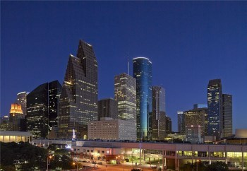 Detektive ermitteln am Einsatzort Houston.