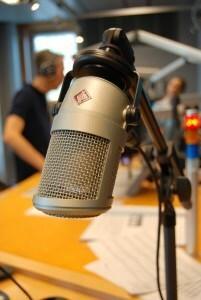 Radiointerview zum Thema Heiratsschwindler.