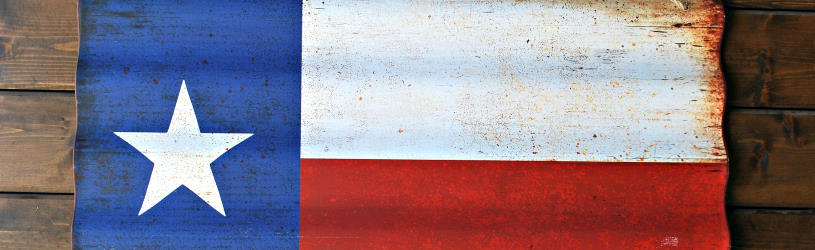Texanische Flagge - Der angebliche Ingenieur aus Texas entpuppt sich als Heiratsschwindler