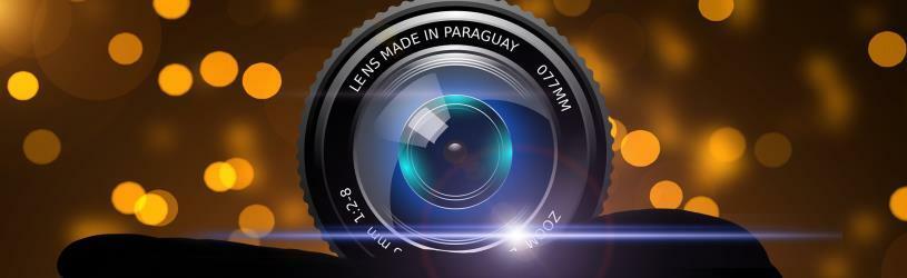 Miniaturkamera im Einsatz