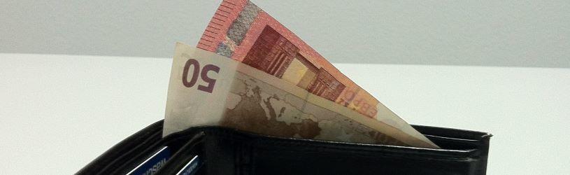 Unterhaltsbetrug leert die Geldbörse des Zahlers.